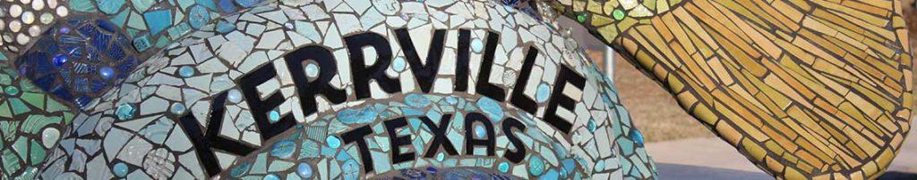 Kerrville, TX (Fish Banner)