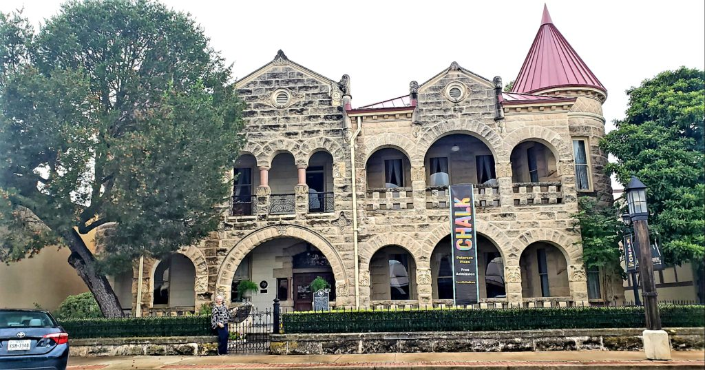 The Schreiner Mansion - Kerrville, TX (Johnson & Associates)